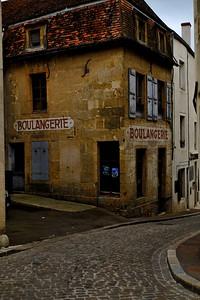 Boulangerie in Semur