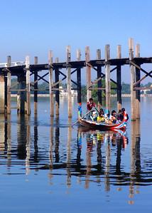U BEIN'S BRIDGE - AMARAPURA