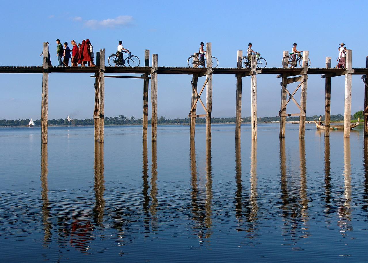 U BEIN'S BRIDGE - AMARAPURA