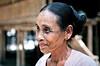 Chin State tattooed woman