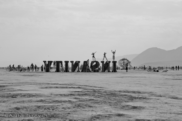 BURNINGMAN 2014