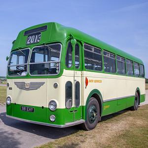 981EHY Bristol Omnibus 2969