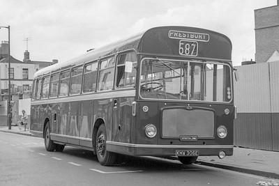 KHW306E Cheltenham District 1000