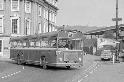 1968 Bristol RELL6L with ECW body