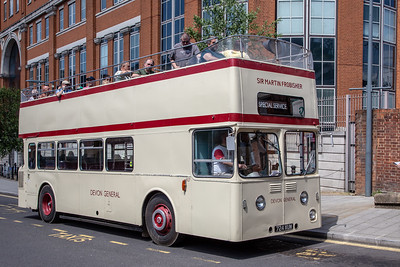 1961 Leyland Atlantean PDR1/1 with Metro-Cammell body