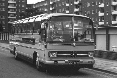 OLH302E Mercedes Demonstrator