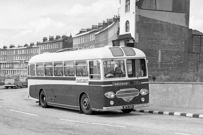 1961 AEC Reliance with Park Royal body