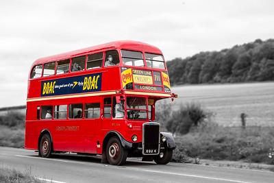KGU4 London Transport RTL554