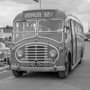 KEL734 Hants & Dorset 691