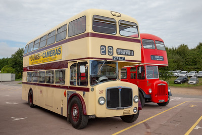 1961 AEC Bridgemaster with Park Royal body