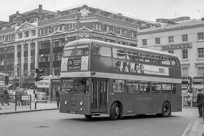 CUV19C London Transport XA19