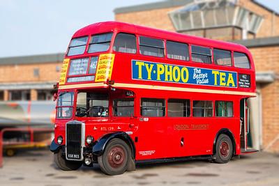 KGK803 London Transport RTL139