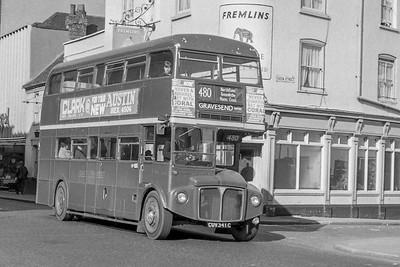 CUV341C London Transport RML2341