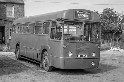 MLL534 Osborne, Tollesbury