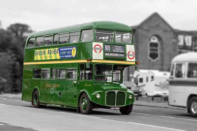 JJD440D London Transport RML2440
