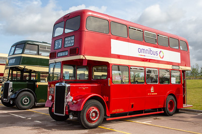 1964 Leyland Titan PD2 with Metro-Cammell body