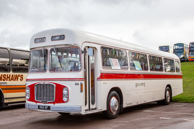 1968 Bristol RELH6L with ECW body