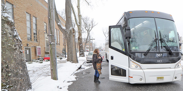 BUS FOR MARCH FOR LIFE--01/18/19