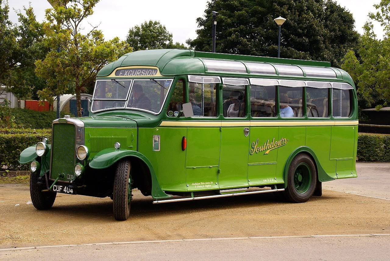 CUF 404 LEYLAND CUB / HARRINGTON 1936