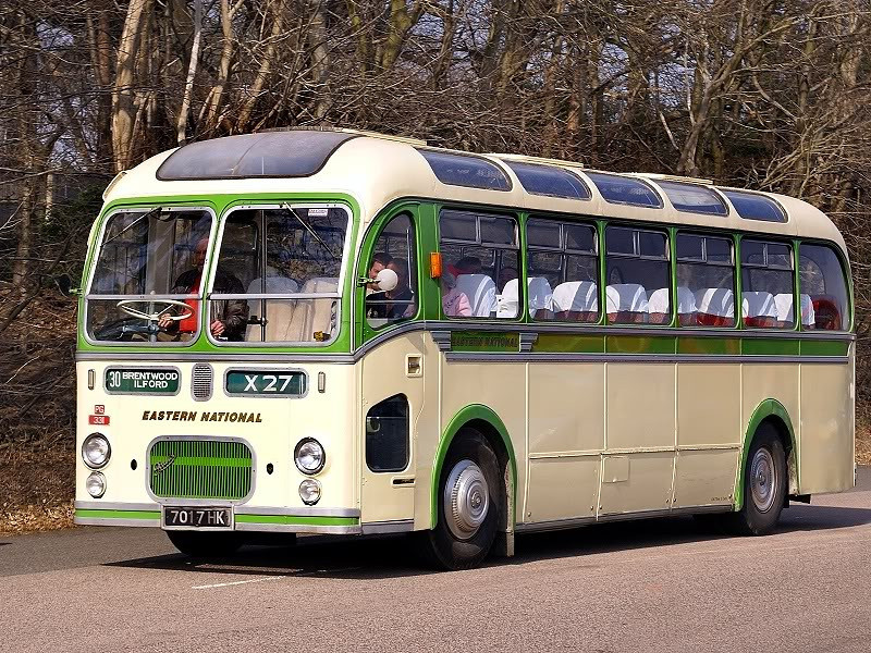 7017 HK BRISTOL MW6G 1958