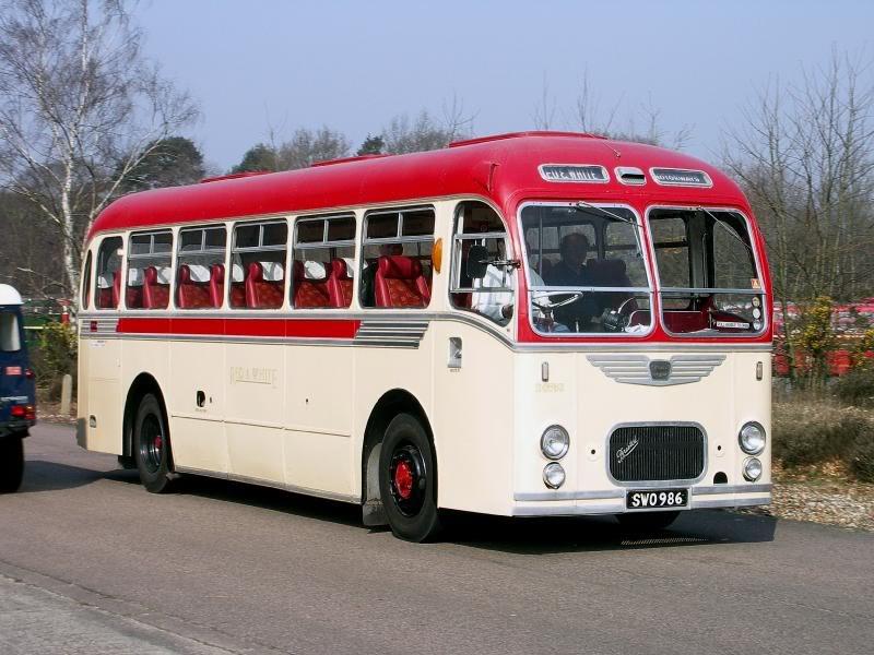 SWO 986 BRISTOL MW 1958