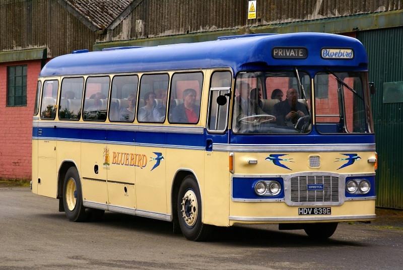 HDV 639E BRISTOL MW ECW