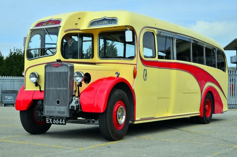 EX 6644 CROSSLEY 1952