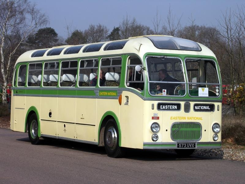 573 UVX BRISTOL MW5G 1961