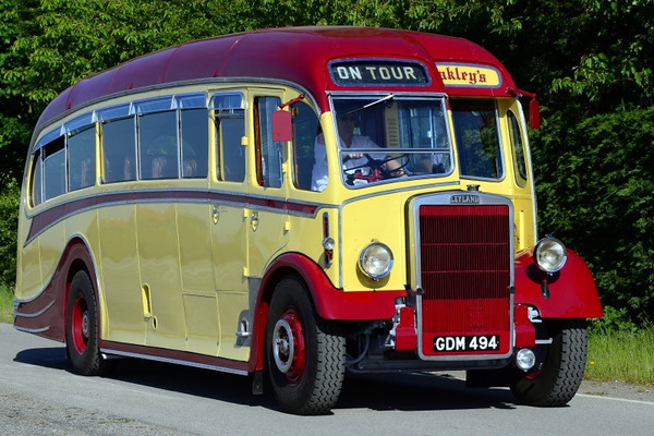 GDM 494 LEYLAND TIGER PS2 1950