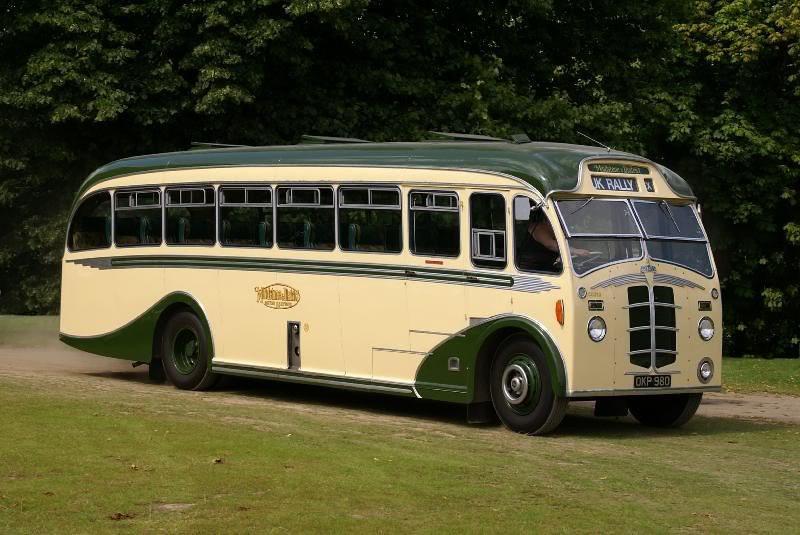 OKP 980 LEYLAND BEADLE 1952