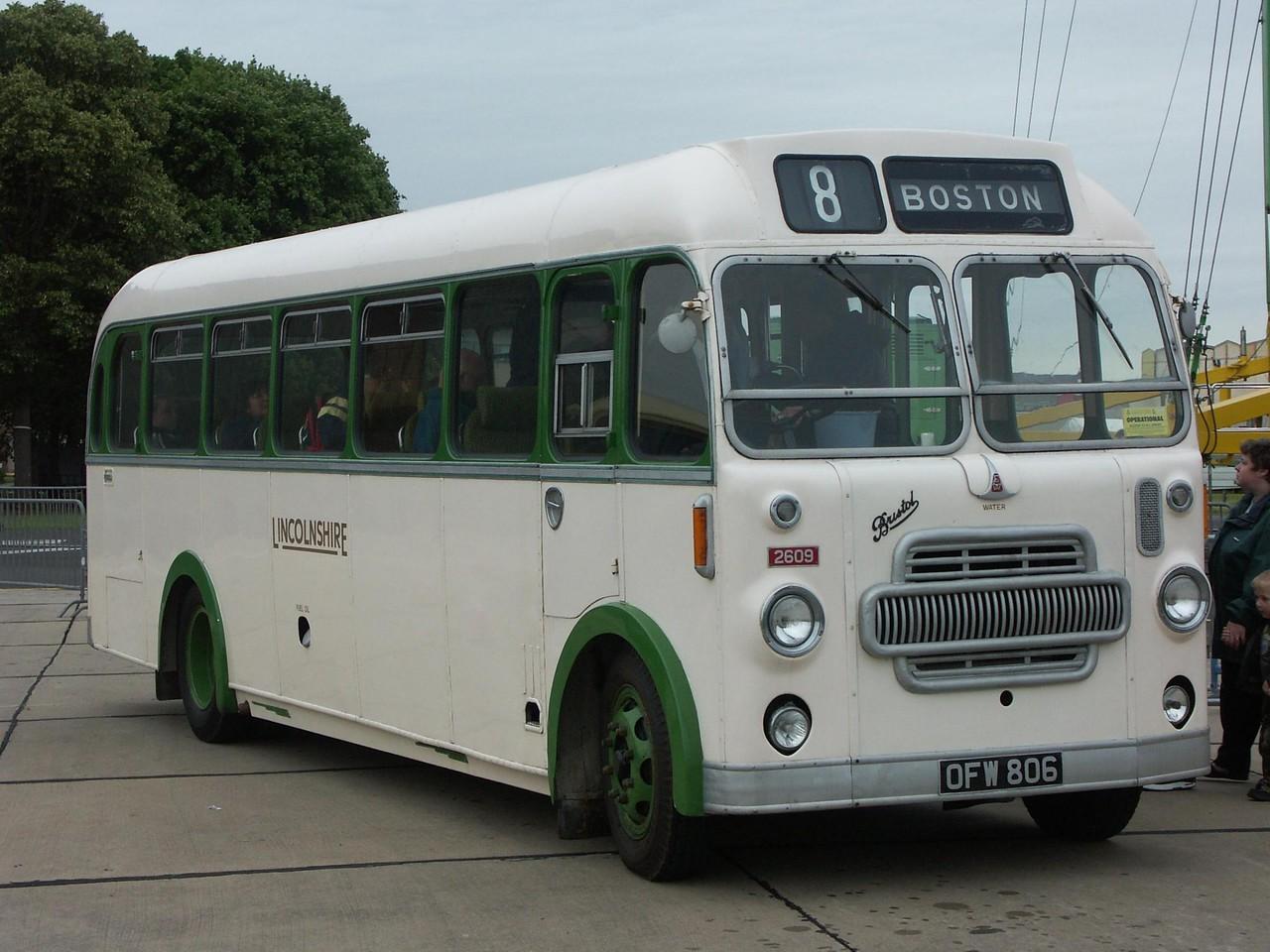 OFW 806 BRISTOL SC 1957
