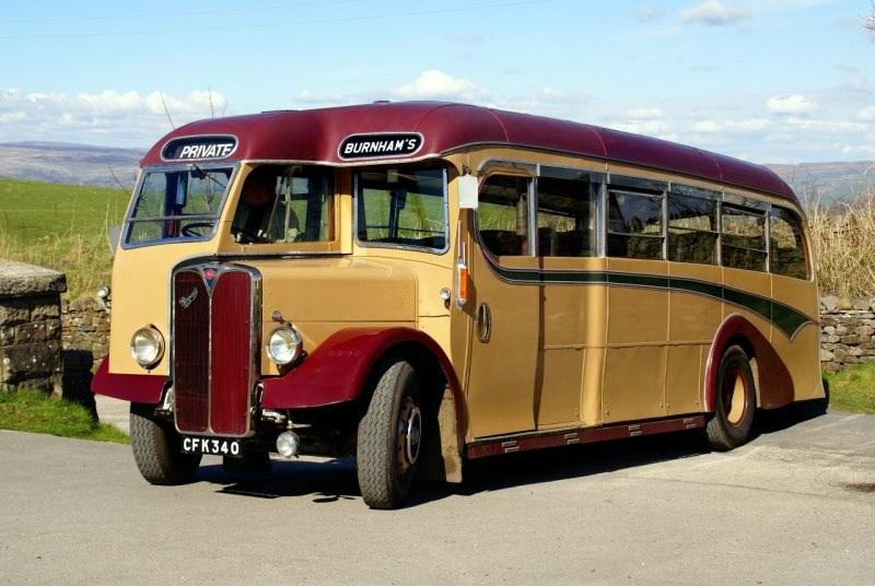 CFK 340 AEC REGAL III