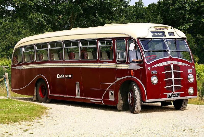FFN 446 LEYLAND BEADLE 1951