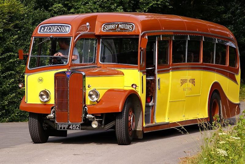 PFF 492 AEC REGAL  1951