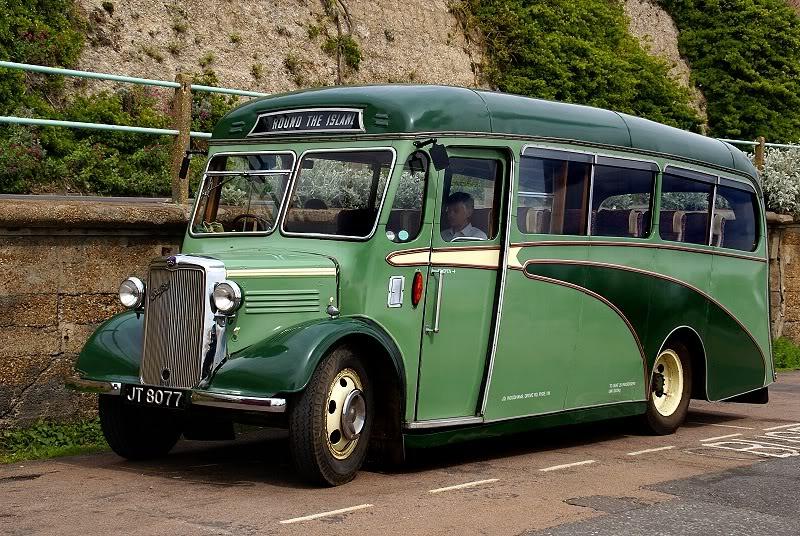 JT 8077 BEDFORD WTB 1937