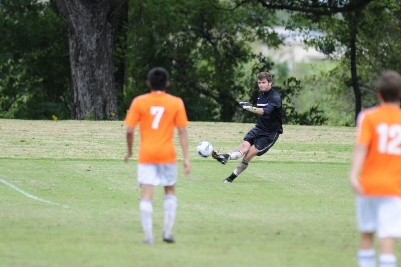 BU Soccer vs UTSA 09302012 001