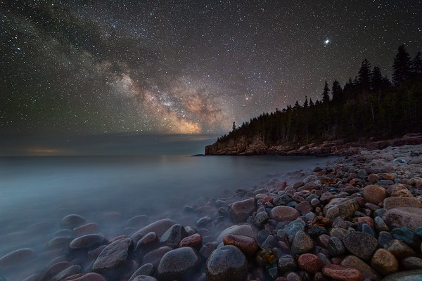 Boulder Beach - Maine