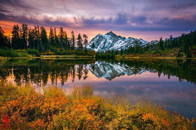 Mt. Shuksan - Washington