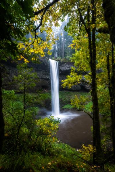 Upper South Falls - Oregon