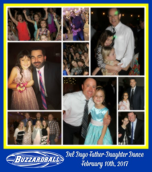 FEBRUARY 10TH, 2017 | Del Dayo Father Daughter Dance