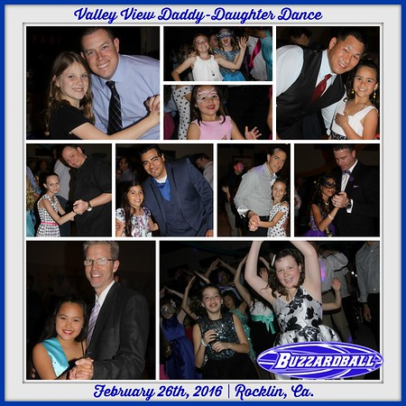 FEBRUARY 26TH, 2016 | Valley View Daddy-Daughter Dance