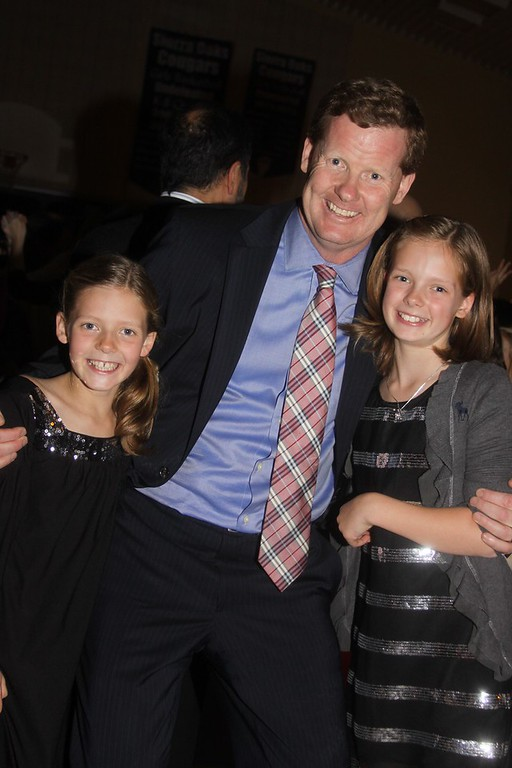 FEBRUARY 7TH, 2014: SIERRA OAKS FATHER-DAUGHTER DANCE