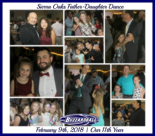 FEBRUARY 9TH, 2018 | Sierra Oaks Father-Daughter Dance