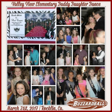 MARCH 31ST, 2017 | Valley View Daddy-Daughter Dance