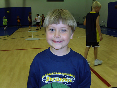 OUR YOUNGEST CAMPER: KINDERGARTEN LOUIS