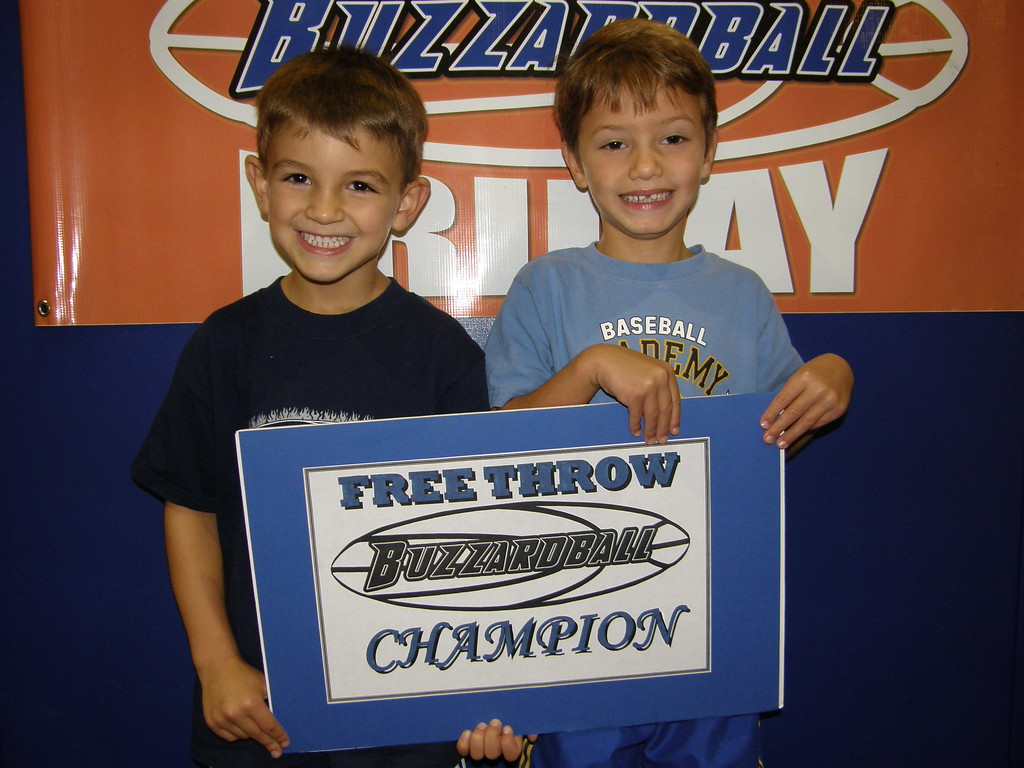 TRI - CHAMP: DEMETRI PETUSKEY & ADAM OLSEN (HORNETS) -- 11 POINTS