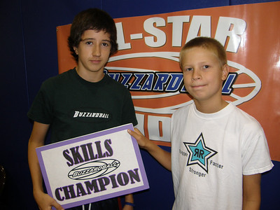 HOW MANY? CHAMPS: MICHAEL BRENNAN & GAVIN WHITE (GRIZZLIES) -- 77 POINTS