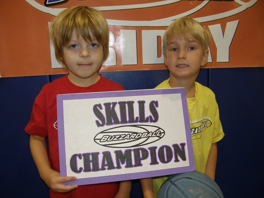 HOW MANY CHAMPS: CONNOR & TYLER (NYK) -- 48 PTS.