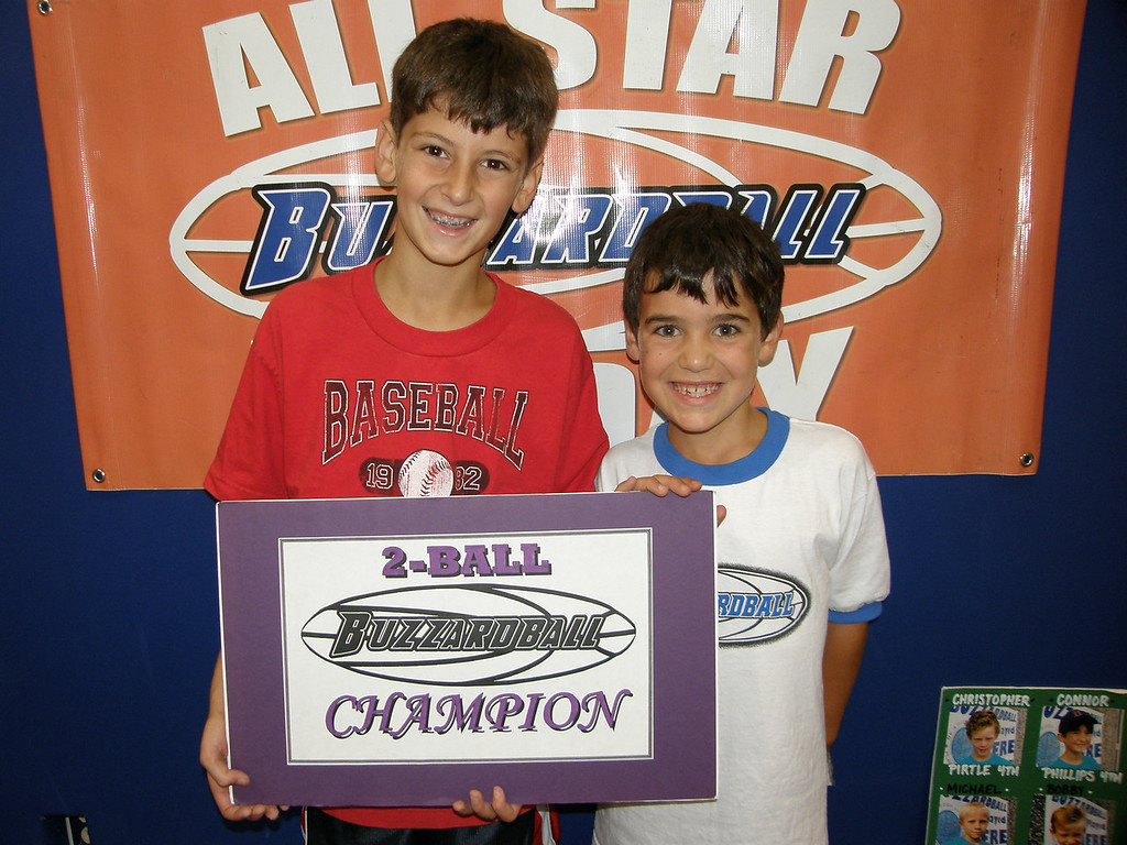 2-BALL CO-CHAMPS: RYAN SMITH & MICHAEL INGRAM (CAVALIERS) -- 48 points