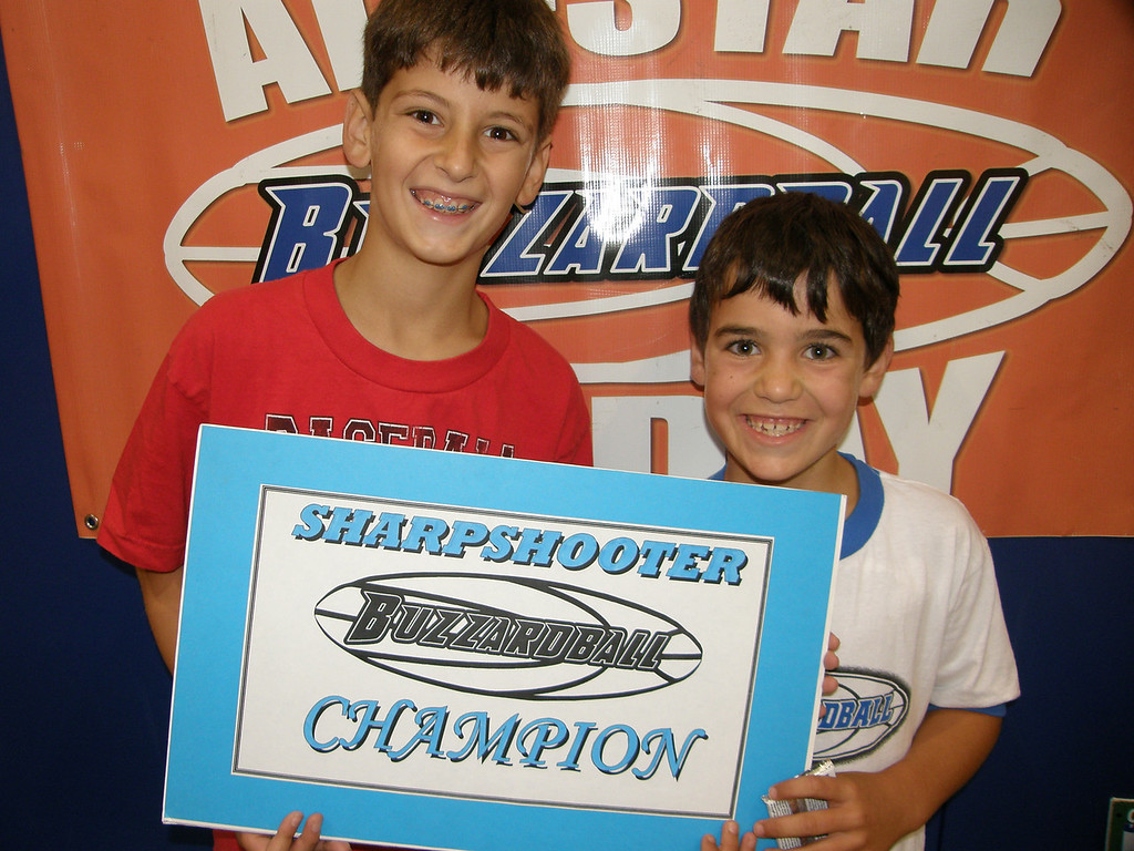RYAN SMITH & MICHAEL INGRAM (CAVALIERS) -- 24 POINTS (Note: Ryan scored a Buzzardball-best 16 points on the big basket -- he was on fire!)